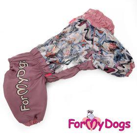 ForMyDogs - Fairy queen talvihaalari, nartun malli, keskikokoinen / iso koira