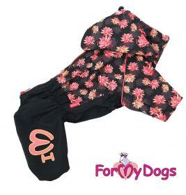 ForMyDogs - Flowerpower sadehaalari, nartun malli - Eri kokoja
