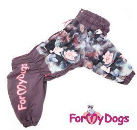 ForMyDogs - Lotos sadehaalari, keskikokoinen / iso koira, nartun malli - Eri kokoja