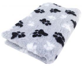 Foxy Fur -makuualusta Harmaa tassu - Eri kokoja