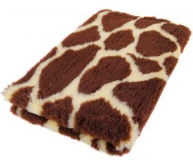 Foxy Fur -makuualusta Kirahvi - Eri kokoja