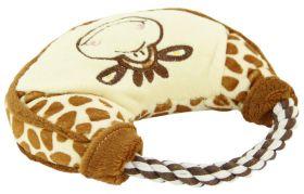Giraffe Gira Pehmolelu köydellä