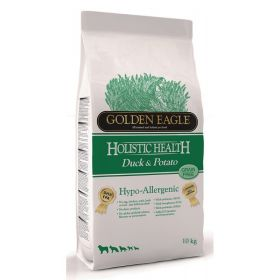 Golden Eagle Hypo-allergenic Duck & Potato 10 kg
