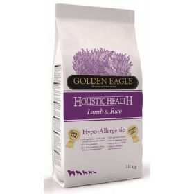 Golden Eagle Hypo-allergenic Lamb & Rice 10 kg