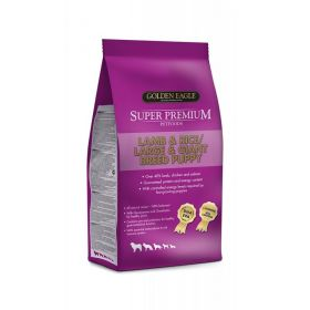 Golden Eagle Super Premium Lamb & Rice 12 kg