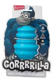GORRRRILLA, kestävä kumilelu