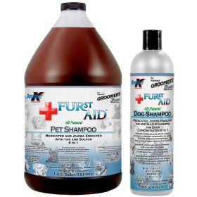 Groomer's Edge Shampoo FURst Aid - Eri kokoja