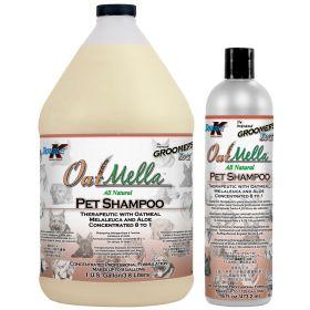 Groomer's Edge Shampoo Oat-Mella - Eri kokoja