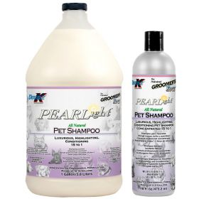 Groomer's Edge Shampoo Pearl Light - Eri kokoja