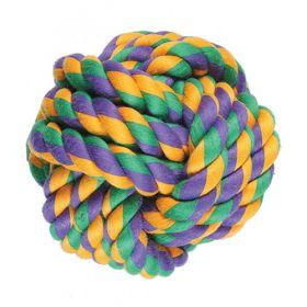 Happy Pet Köysikerä pallo Nuts for Knots 3 kpl - Useita eri kokoja