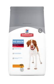 Hill's SP Canine Adult No Grain Chicken 12 kg - Viljaton