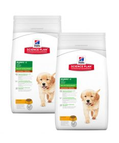 Hill's SP Puppy Large Breed 2 x 11 kg