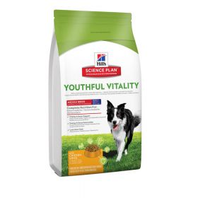 Hill's Youthful Vitality 7+ Medium 10 kg