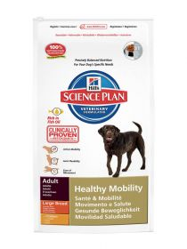 Hill's Science Plan Canine Adult Large Breed Healthy Mobility 12 kg