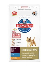 Hill's Science Plan Canine Adult Mini Healthy Mobility 3 kg