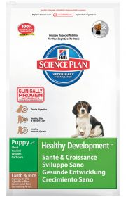 Hill's Science Plan Canine Puppy Lamb Rice 12 kg