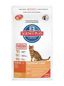 Hill's Science Plan Feline Adult Chicken 10 kg