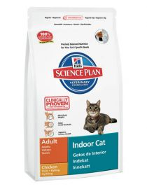 Hill's Science Plan Feline Adult Indoor Cat Chicken 4 kg