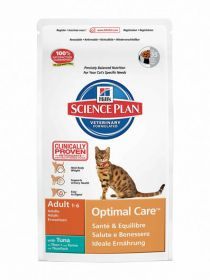 Hill's Science Plan Feline Adult Tuna 2 kg