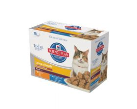 Hill´s SP Adult Urinary Health & Hairball Control Chicken & Ocean Fish Feline