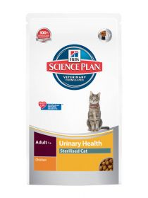 Hill´s Science Plan Feline Adult Urinary Health Sterilised Cat 1,5 kg
