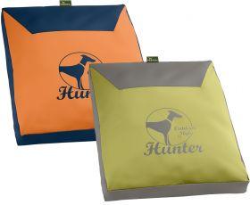 Hunter Outdoor Style Koiranpeti, koko M 80 x 60 x 8 cm, oranssi/sininen