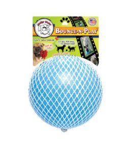 Jolly Bounce-n-Play pomppupallo, mustikka - Useita eri kokoja