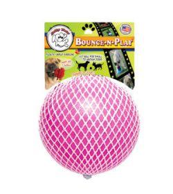 Jolly Bounce-n-Play pomppupallo pinkki - Useita eri kokoja