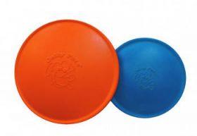 Jolly Flyer kestävä frisbee Sininen, kelluva - Useita eri kokoja