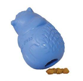 Jolly Hedge Hog aktiivikumilelu sininen - Useita eri kokoja
