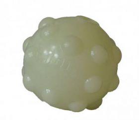 Jolly Jumper -kyhmy kumipallo valkoinen - Useita eri kokoja