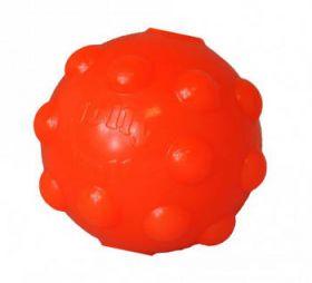Jolly Jumper -kyhmy kumipallo oranssi - Useita eri kokoja