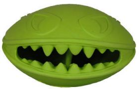 Jolly Monster Mouth -aktiivi kumilelu vihreä