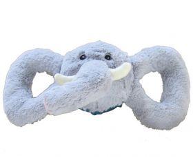 Jolly Pets Pehmolelu Elefantti nylon - Useita eri kokoja