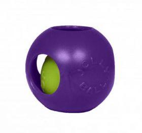 Jolly Teaser Ball pallo-pallon sisällä, lila - Useita eri kokoja