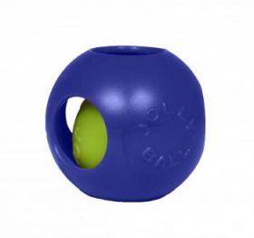 Jolly Teaser Ball pallo-pallon sisällä, sininen - Useita eri kokoja