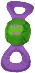 Jolly Tug nylon vetopallo - Useita eri kokoja