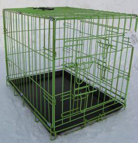 Kevytmetallihäkki oliivinvihreä - Eri kokoja