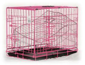 Kevytmetallihäkki pinkki - Eri kokoja