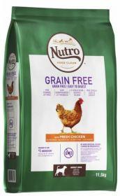 Nutro Grainfree Adult Kana 11,5 kg - Viljaton