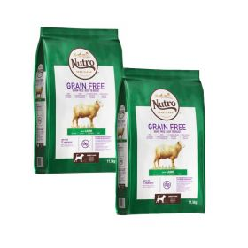 Nutro Grainfree Adult Lammas 2 x 11