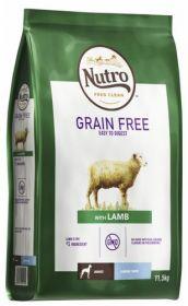 Nutro Grainfree Adult Large Lammas 11
