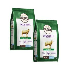 Nutro Grainfree Adult Large Lammas 2 x 11,5 kg - Viljaton