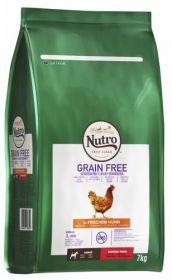 Nutro Grainfree Adult Small Kana 7 kg - Viljaton