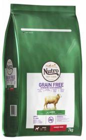 Nutro Grainfree Adult Small Lammas 7 kg - Viljaton