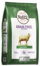 Nutro Grainfree Senior Lammas 11,5 kg - Viljaton