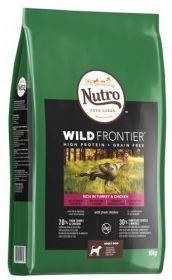 Nutro Wild Frontier Adult Kalkkuna & kana 10 kg