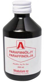 Parafiiniöljy, 200 ml