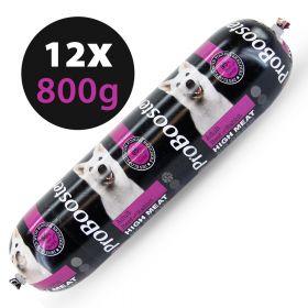 ProBooster Liha-ateria Nauta & Kani 800 g x 12 kpl