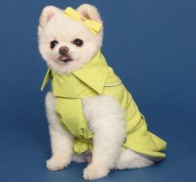 PuppyGallery - Sugar rain sadetakki - Keltainen - Koko M